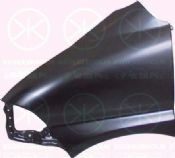 TOYOTA HIACE 96-........................ WING, RIGHT FRONT, WITHOUT HOLE FOR INDICATOR kk8185312